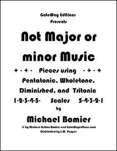Not Major or Minor Music