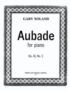 Aubade, Op. 40 No. 5