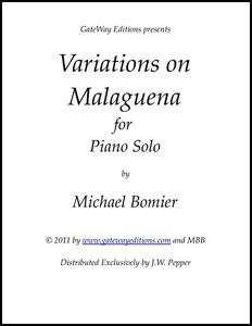 Malaguena Variations