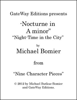 Nocturne in A Minor