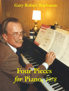 Four Pieces for Piano