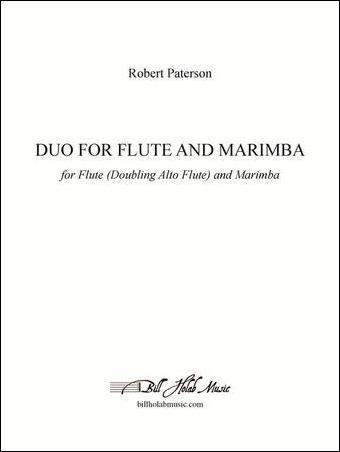 Duo for Flute and Marimba