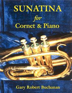 Sunatina for Cornet and Piano