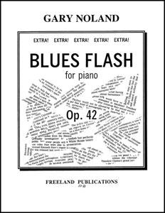 Blues Flash Op. 42