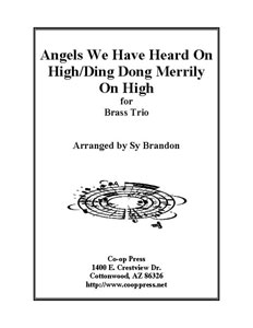 Angels We Have Heard on High / Ding Dong Merrily on High