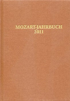 Mozart Yearbook 2011