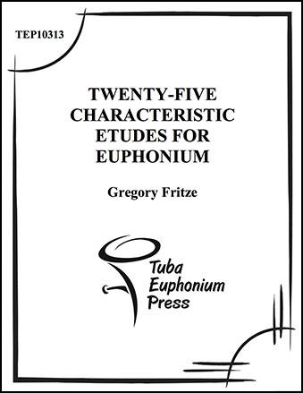 25 Characteristic Etudes
