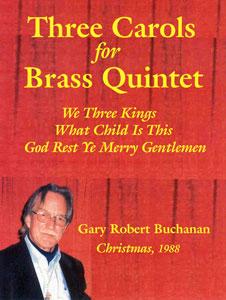 Three Carols for Brass Quintet