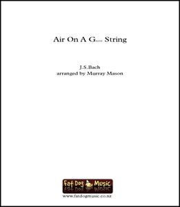 Air on a Groove String