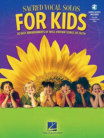 Sacred Vocal Solos for Kids