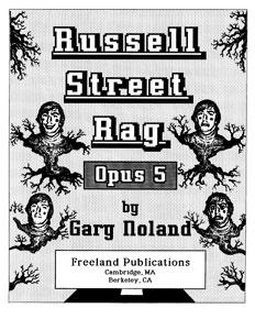 Russell Street Rag Op. 5