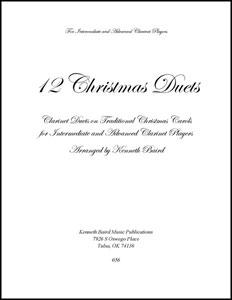 12 Christmas Duets Thumbnail