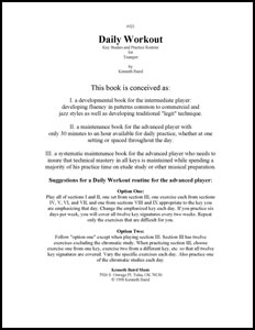 Daily Workout for Trumpet