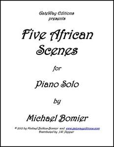 5 African Scenes Thumbnail