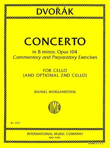 Concerto in B Minor, Op. 104