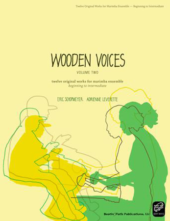 Wooden Voices, Vol. 2 Cover
