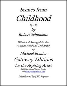 Scenes from Childhood Op. 15