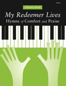 My Redeemer Lives Cover