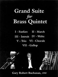 Grand Suite for Brass Quintet