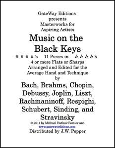 Music on the Black Keys