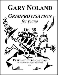Grimprovisation Op. 38