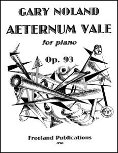 Aeternum Vale, Op. 93