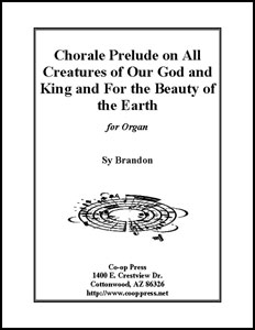 Chorale Prelude on All Creatures of Our God and King & For the Beauty of the Earth Thumbnail