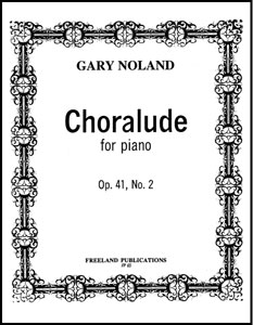 Choralude Op. 41, No.2