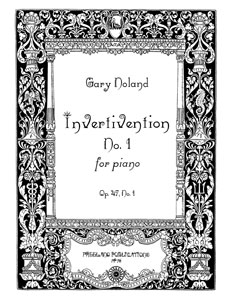 Invertivention #1 Op. 47 #1