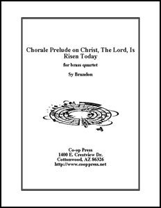 Chorale Prelude on Christ the Lord Has Risen Today