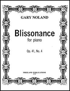 Blissonance Op. 41, No. 2