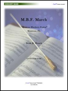 M.B.F. March