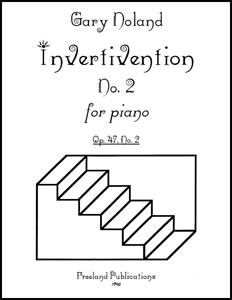 Invertivention Op. 47, No.2