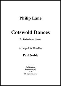 Cotswold Dances Movt. 2 Badminton House