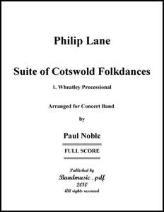 Suite of Cotswold Folk Dances Movt. 1 Wheatley Processional