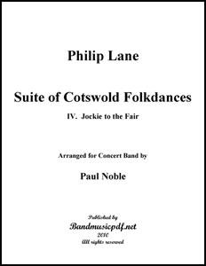 Suite of Cotswold Folk Dances Movt. 4 Jockie to the Fair