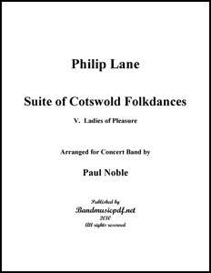 Suite of Cotswold Folk Dances Movt. 5 Ladies of Pleasure