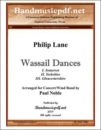 Wassail Dances Complete Set