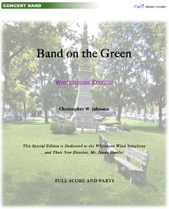 Band on the Green: Whitehouse Edition