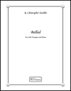 Ballad For Trumpet and Piano