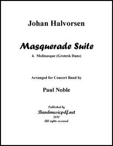 Masquerade Suite Complete Set