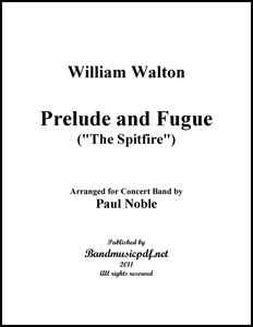 Prelude and Fugue (The Spitfire)
