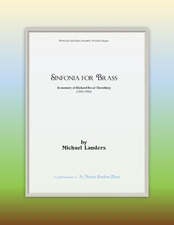 Sinfonia for Brass