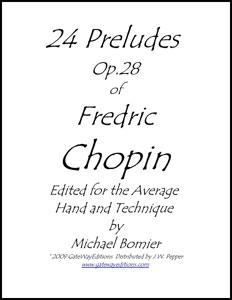 Preludes Op. 28 Complete