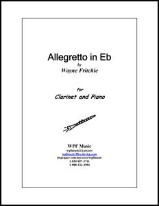 Allegretto in E Flat