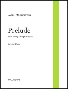 Prelude For a Young String Orchestra