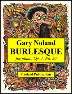 Burlesque Op. 1, No. 20