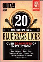 20 Essential Bluegrass Licks