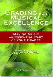 Grading for Musical Excellence