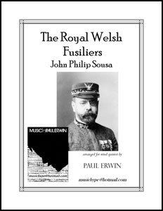 The Royal Welsh Fusiliers